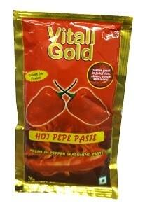 VITALI GOLD HOT PEPE PASTE 70G
