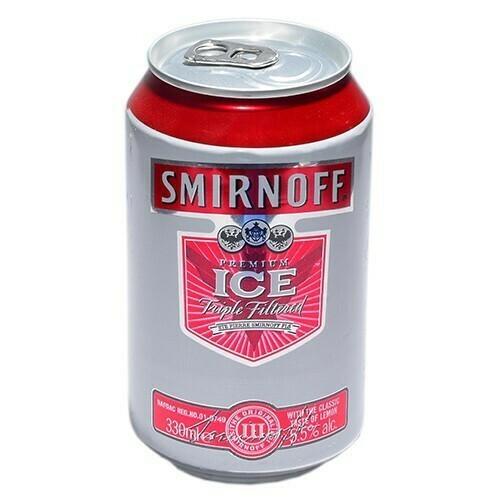 SMIRNOFF ICE VODKA CAN 330ML