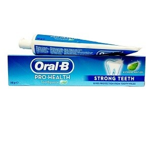 ORAL-B PRO-HLTH T/PASTE E/MINT GEL 140G
