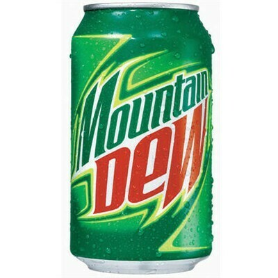 MOUNTAIN DEW REGULAR CAN (LOCAL) 33CL