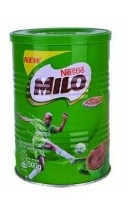 NESTLE MILO FOOD DRINK 500G TIN