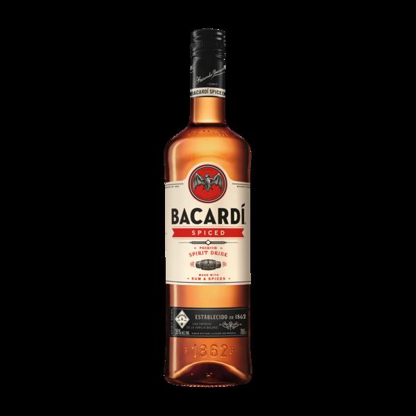 BACARDI SPICED SPIRIT DRINK 70CL
