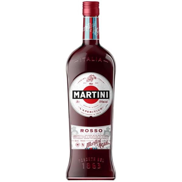 MARTINI ROSSO 1LTR