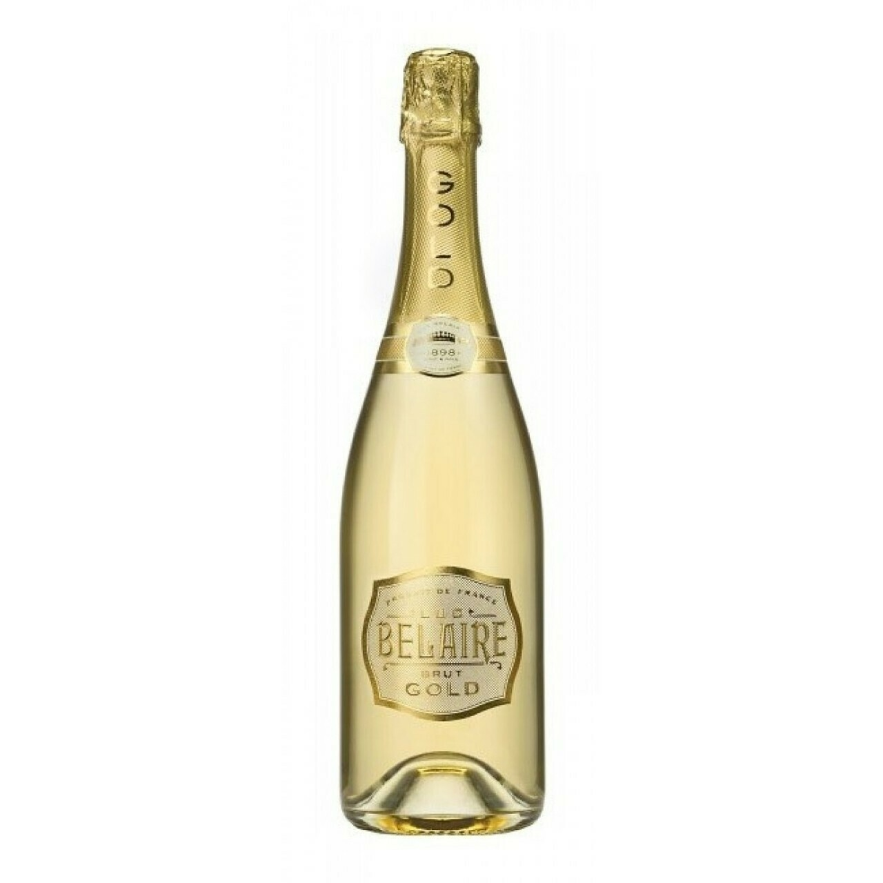 BELAIRE BRUT GOLD SPARKLING WINE 750ML