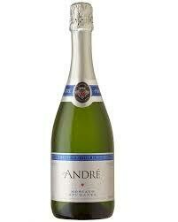 ANDRE MOSCATO SPUMANTE SPAKLING WINE 750ML