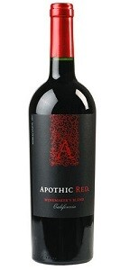 APOTHIC RED WINEMAKER'S BLEND C/750ML