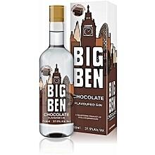 BIG BEN CHOCOLATE FLAVOURED GIN 750ML