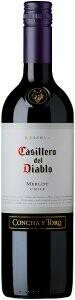 CASILLERO DEL DIABLO MERLOT CHILE 750ML