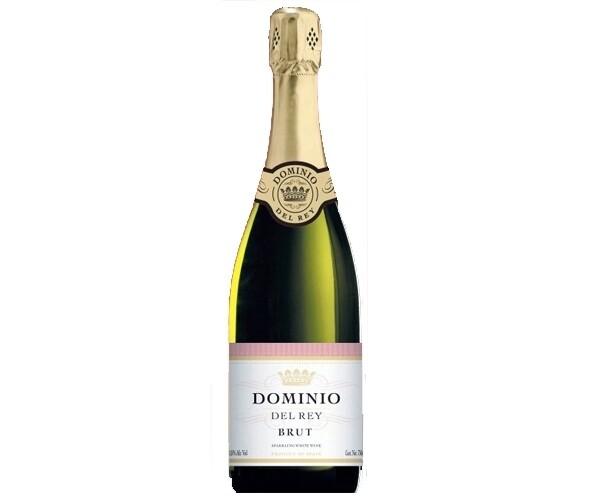 DOMINIO DEL REY SPARKLING BRUT WINE 750ML