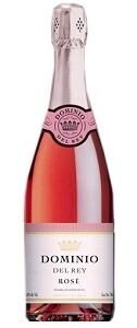 DOMINIO DEL REY SPARKLING ROSE WINE 750ML