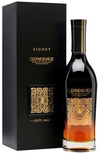 GLENMORANGIE HIGHLAND SINGLE MALT SCOTISH WHISKY SIGNET 70CL