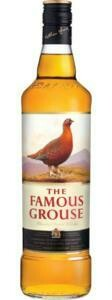 FAMOUS GROUSE WHISKY 75CL