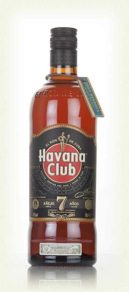 HAVANA CLUB 7 YEARS RUM 70CL