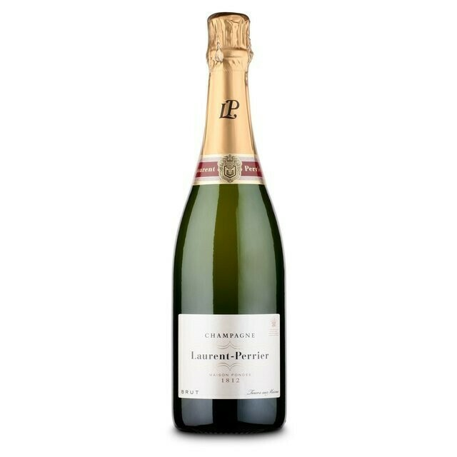 LAURENT PERRIER BRUT CHAMPAGNE 75CL