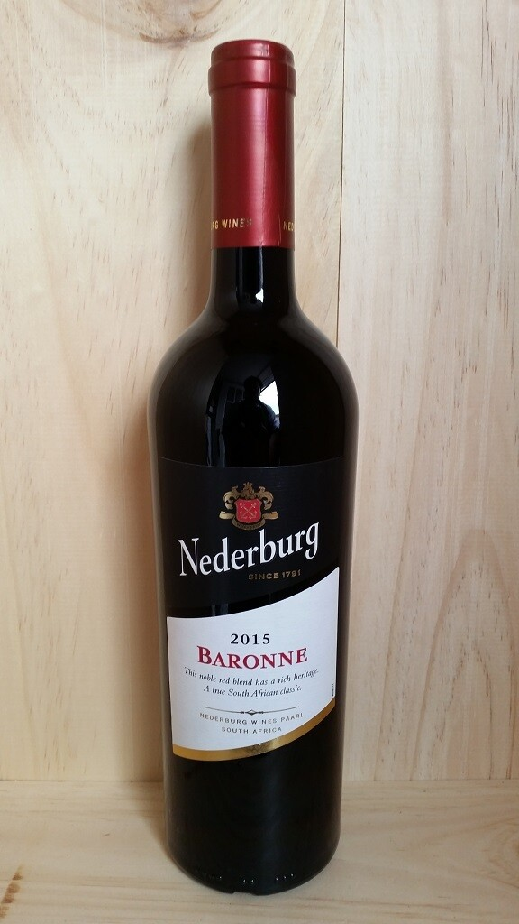 NEDERBURG BARONNE 75CL