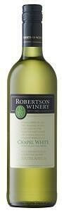 ROBERTSON WINERY CHAPEL WHITE 750ML