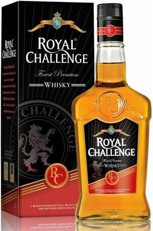 ROYAL CHALLENGE FINEST PRM WHISKY 750ML