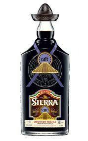 SIERRA CAF� LIQUEUR 70CL