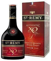ST REMY AUTHENTIC XO BRANDY 70CL