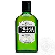 WILLIAM LAWSON'S SCOTCH WHISKY 200ML