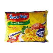 INDOMIE NOODLES - CHICKEN FLVR.120G