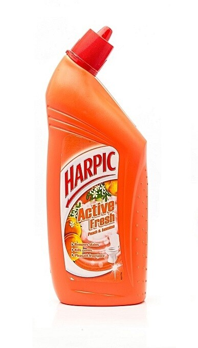 HARPIC ACTIVE CLEANING GEL PCH&JAS 725LCL