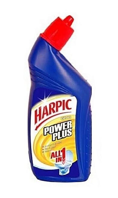 HARPIC POWERPLUS CITRUS TOILET CLNR 425ML