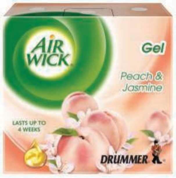 DRUMMER AIR WICK A/F PEACH & JASMINE 50G