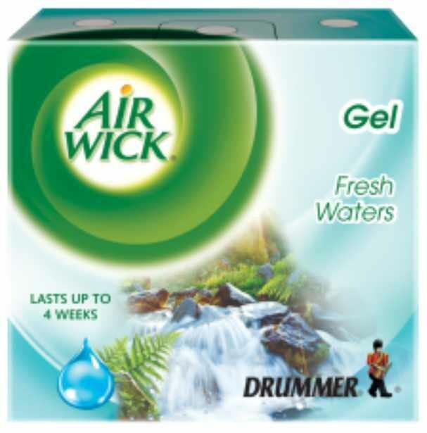 DRUMMER AIR WICK A/F FRESH WATER 50GM