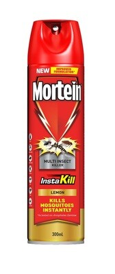 MORTEIN ALL INSECTS KILLER LEMON 300ML