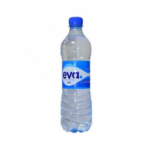 EVA TABLE WATER 0.75CL
