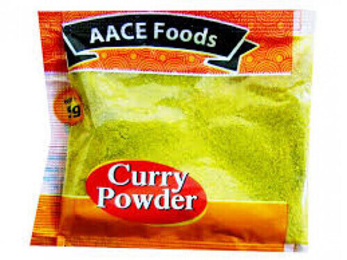 AACE FOODS CURRY POWDER 80G
