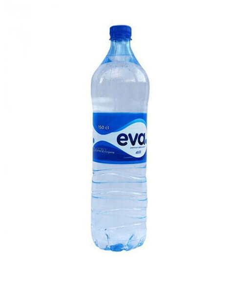 EVA TABLE WATER 50CL