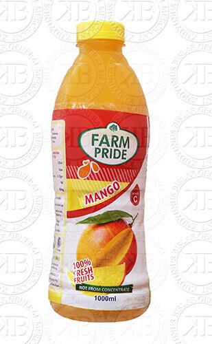 FARM PRIDE MANGO JUICE PET 1000ML