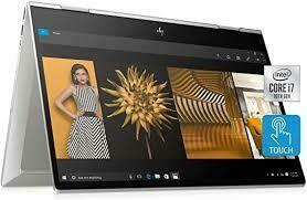 HP ENVY X360 CI7 16G 512G 15.6 W10 TOUCH SILVER