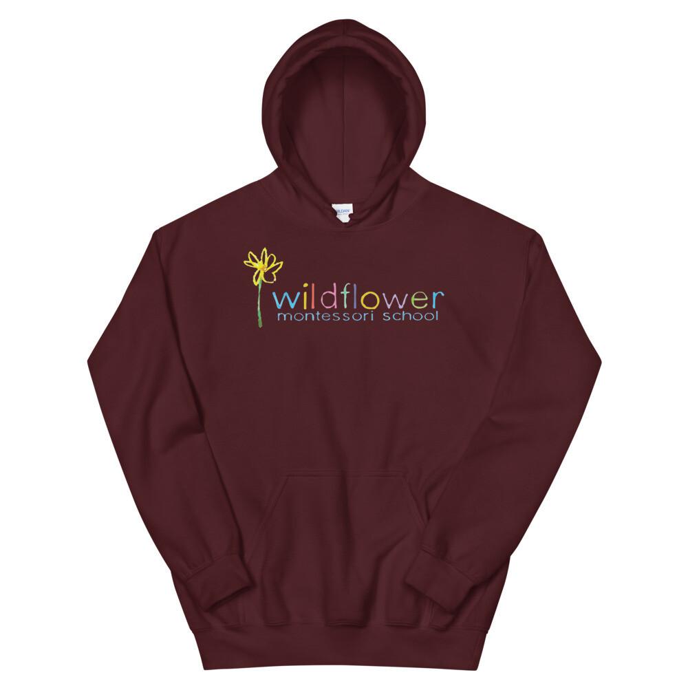 Wildflower Adult Hoodie