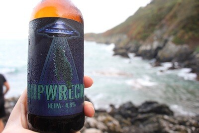 Shipwrecked NEIPA 4.8% - Case of 24x330ml