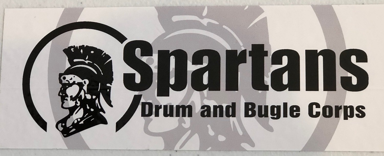 Spartans Bumper Sticker