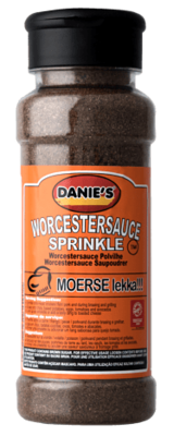 Worcestersauce Sprinkle