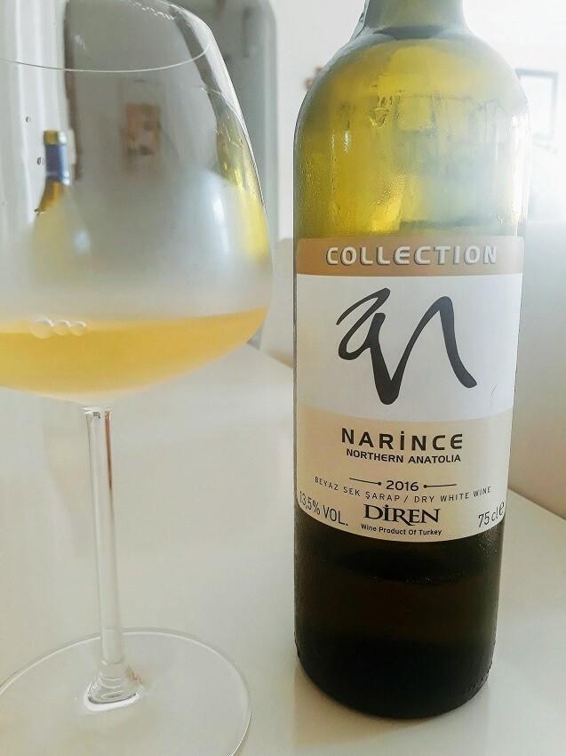 Diren Collection Narince - Anatolia, White