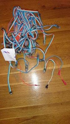50 LED string