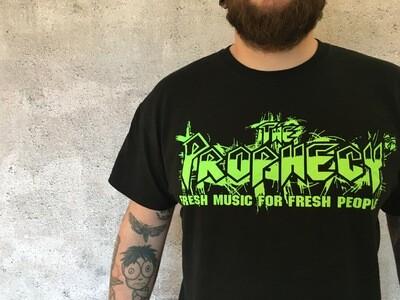 T-Shirt 'FRESH LOGO' (black)