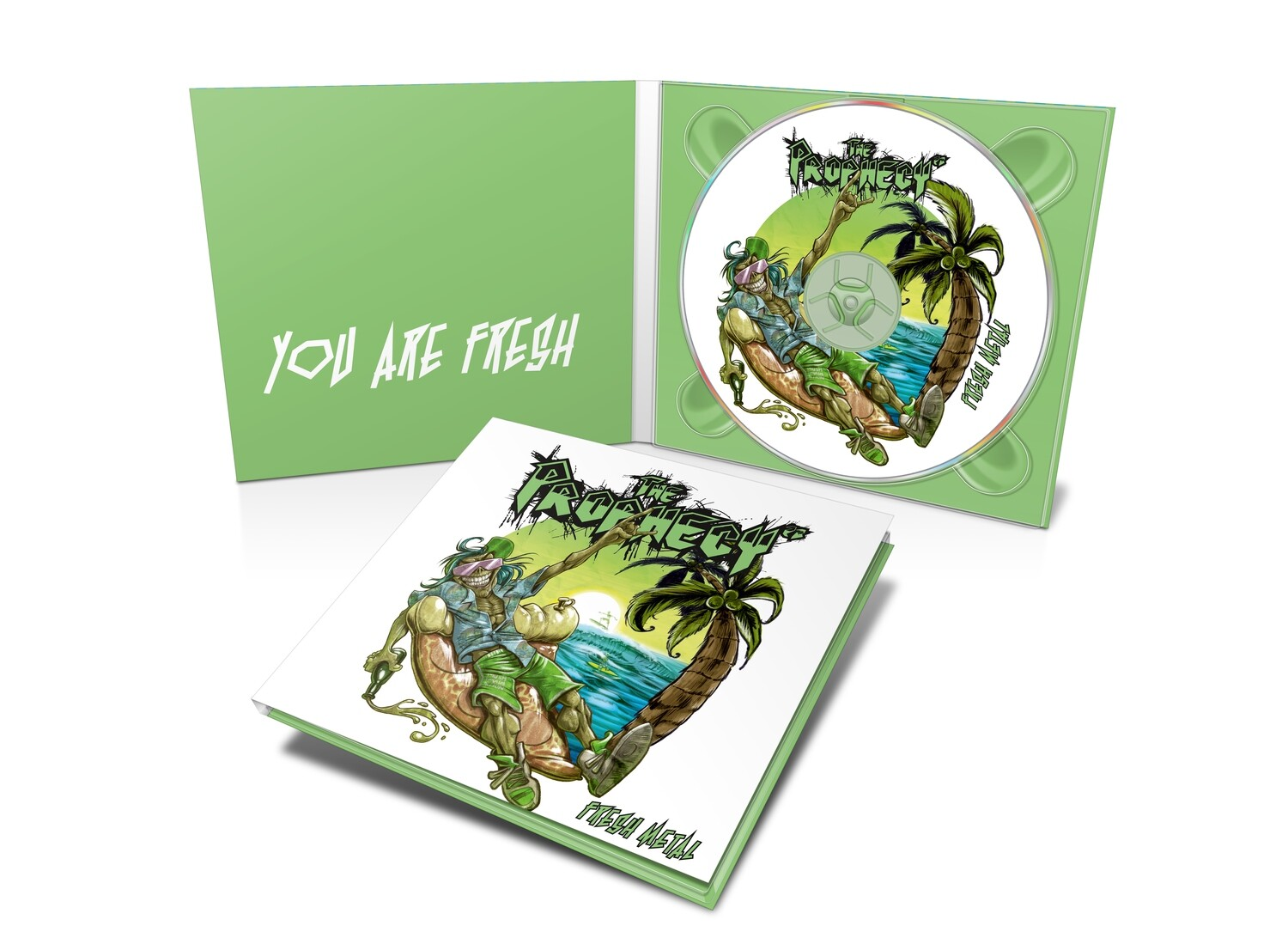 FRESH METAL - CD Digipack