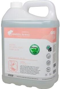 ** GRKLHS-ENVIRO ** Green Rhino ENVIRO Kitchen Liquid Hand Soap, Non Fragranced, BIODEGRADABLE - 5 Litres