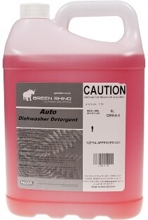 ****** GRADD ****** Green Rhino Auto Dishwashing Detergent - 5 & 20 Litres Available