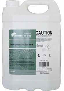 ******* GRCB ******* Green Rhino Commercial Bleach - 5, 20 & 200 Litres Available