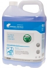** GRGMC-ENVIRO ** Green Rhino ENVIRO Glass & Mirror Cleaner, BIODEGRADABLE - 5 & 20 Litres Available