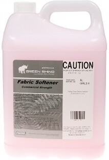 ******* GRFS ******* Green Rhino Fabric Softener - 5 & 20 Litres Available