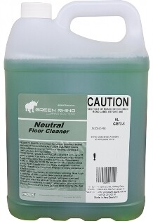 ******* GRNFC ******* Green Rhino Neutral Floor Cleaner - 5 & 20 Litres Available