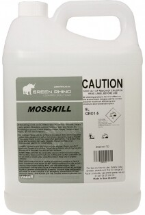 ******* GRMR ******* Green Rhino Mould Remover (Moss Kill) - 5 & 20 Litres Available